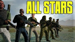 Crunch Army ★All-Stars★ part 1