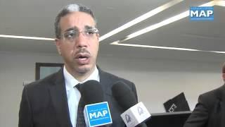 وزير التجهيز و النقل يتباحث مع وزير المواصلات القطري