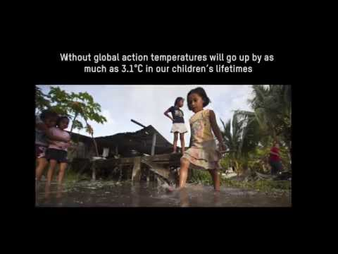 Help the Pacific. Stop climate change.