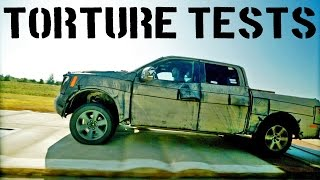 2015 Ford F-150 Torture Tests