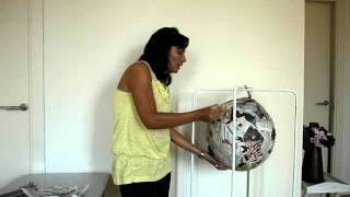 Cómo Hacer Una Piñata (parte 1)