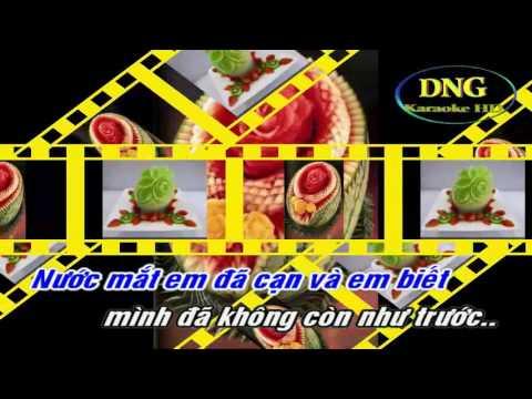 karaoke Em sẽ sống khác melody karaoke by Thanh Du