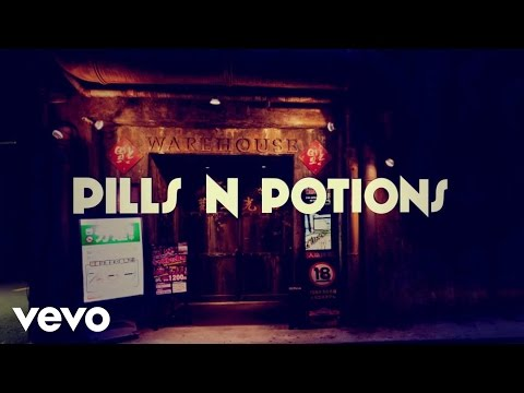 Nicki Minaj - Pills N Potions (Lyric Video)