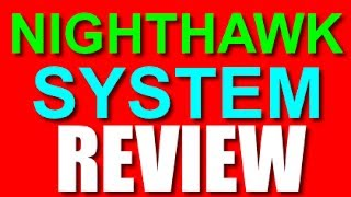 Nighthawk System Review-Binary Options Trading Live