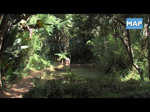 الحدائق العجيبة بسلا، تراث طبيعي فريد