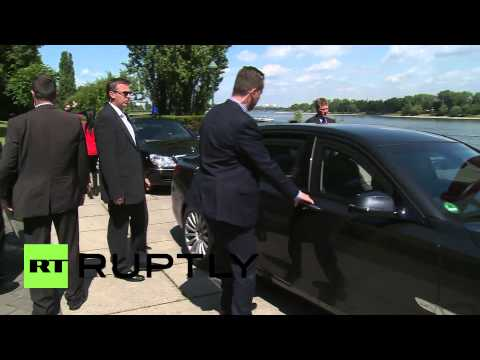 Germany: Steinmeier refuses to comment on Ukraine