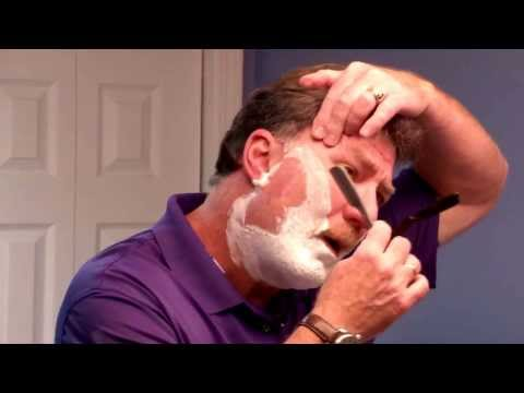 Straight Razor Shaving for Beginners