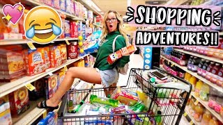 Crazy Shopping Adventures! Vlogmas Day 1!!
