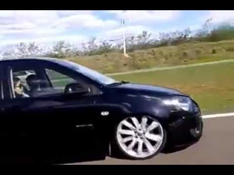 Polo rebaixado com rodas volcano wheels aro 18