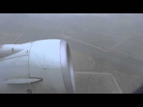 Hainan Airlines Flight 7485 Xi'an to Shanghai Takeoff