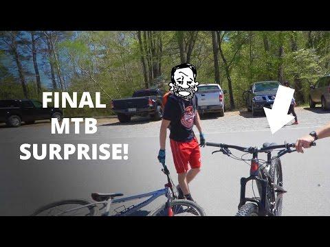 MTB Surprise - Drew Fans Rejoice!