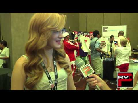 Olivia ChaChi Gonzales talks about her 2011 Hip Hop International Experience Day 6