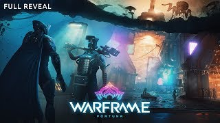 Warframe - Fortuna & Railjack 32-Minute Gameplay Demo