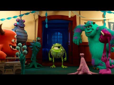 Monsters University怪獸大學預告