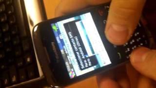 ñ Y Acentos En Blackberry. Demostracion A Cargo De