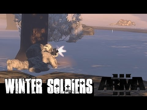 Winter Soldiers - ArmA 3 Co-op Infantry Gameplay