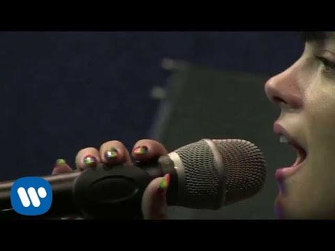 Lily Allen - Band Rehearsals (Behind The Scenes)