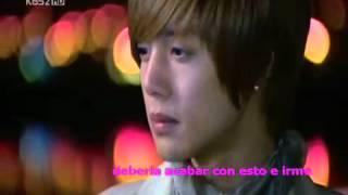 Kim Hyun Joong Because I'm Stupid Sub Español Casi El
