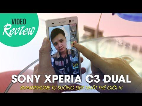 Đánh giá chi tiết Sony Xperia C3 Dual - Smartphone tự sướng đẹp nhất thế giới