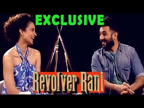 Revolver Rani | Kangna Ranaut & Vir Das : EXCLUSIVE INTERVIEW
