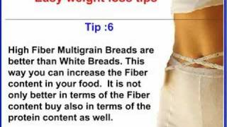 Losing Weight 10 Easy Steps To Lose Weight Fast