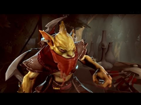 Defense of the Ancients (DOTA)