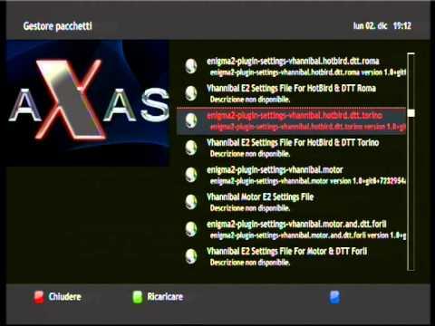 Optibox Evo E3 HD | Axas-Support | Installazione CCcam