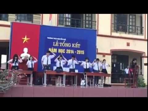 Nhất quỷ nhì ma thứ ba học trò - 9C - Trường THCS Nguyễn Huệ - Cẩm Giàng - Hải Dương