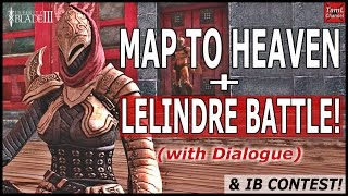 Infinity Blade 3: MAP TO HEAVEN + LELINDRE BATTLE! (Plus