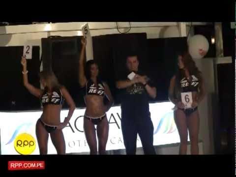 Miss Reef Internacional 2011 -LAS MEJORES COLAS DEL MUNDO