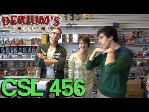 The Sweater Squad - Card Shop Life #456
