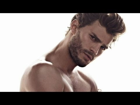jamie dornan cast as christian grey in 39 fifty shades of grey 39 movie youtube. Black Bedroom Furniture Sets. Home Design Ideas