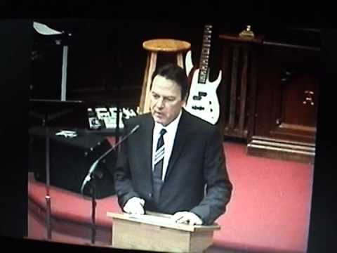 Max Starkey's Testimony Given At First Baptist Church, Peru, Indiana 10.27.13