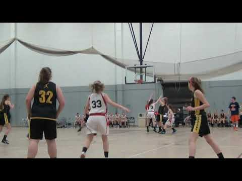 Red Bulls - Canton Girls 3-2-13