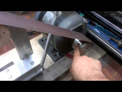 DIY Belt Grinder for Under $200