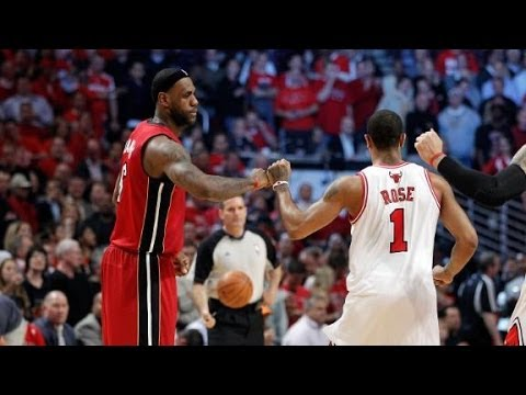 Chicago Bulls vs Miami Heat Season Opener Promo