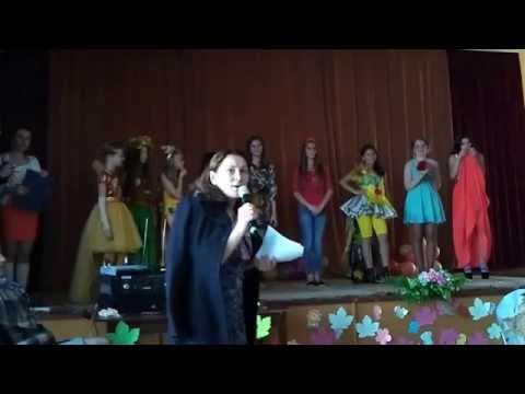 """Concursul """"Regina Toamnei"""" la Liceul A. Mateevici din Cricova"""