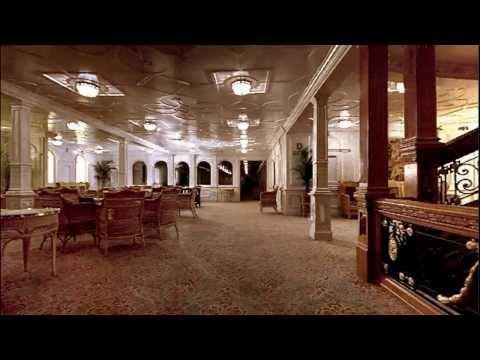 Onboard Titanic - D Deck Reception