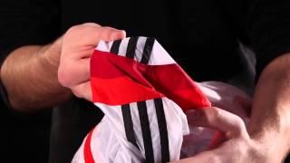 adidas Germany 2014 Anthem Jacket - Unboxing