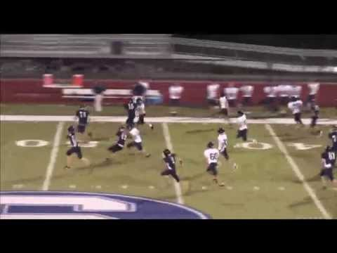 ESD 8th grade Football Highlights 2010 season Part 3