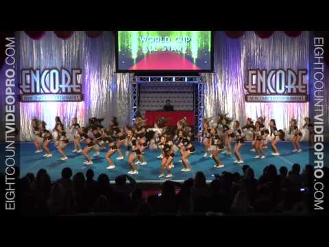World Cup Shooting Stars Large Senior Level 5