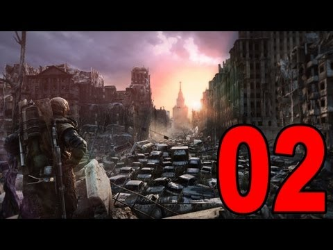 Metro: Last Light - Part 2 - A Train To The Past (Let's Play / Playthrough / Walkthrough)