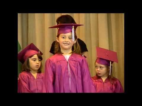 Rouses Point Kindergarten Graduation  6-15-09