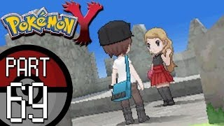 Pokemon X And Y Part 69: Victory Road Serena Shows Off