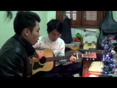 Nếu Là Anh ( Guitar cover ) ~ F-iêu Band