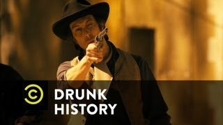 Drunk History: Billy the Kid