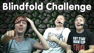 Minecraft Xbox - Blindfold Challenge - Part 2