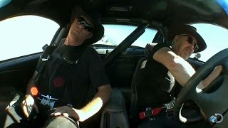 MythBusters: Driving a Car on Two Wheels