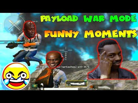 Payload War Mode.EXE. | PUBG MOBILE New Funny Moments.