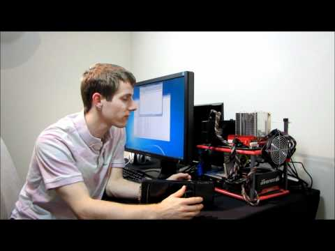 NVIDIA GeForce GTX 590 Review Part 3/3 2560x1600 Gaming Performance Linus Tech Tips